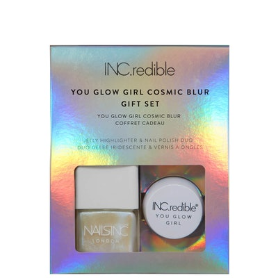 nails inc. Cosmic Glow Kit - You Glow Girl