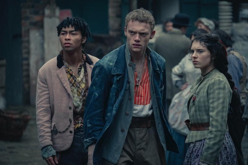 'The Irregulars' on Netflix