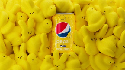 Here's how to get Peeps-flavored Pepsi for a chance to get a taste of the limited-time sip.