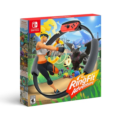 Ring Fit Adventure, Nintendo Switch