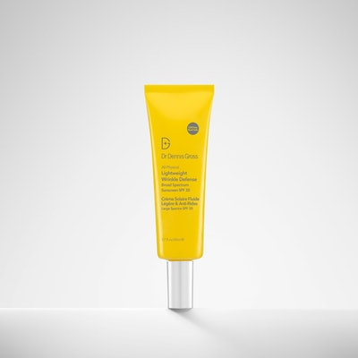 Dr. Dennis Gross Skincare All-Physical Lightweight Wrinkle Defense Broad Spectrum Suncreen SPF 30