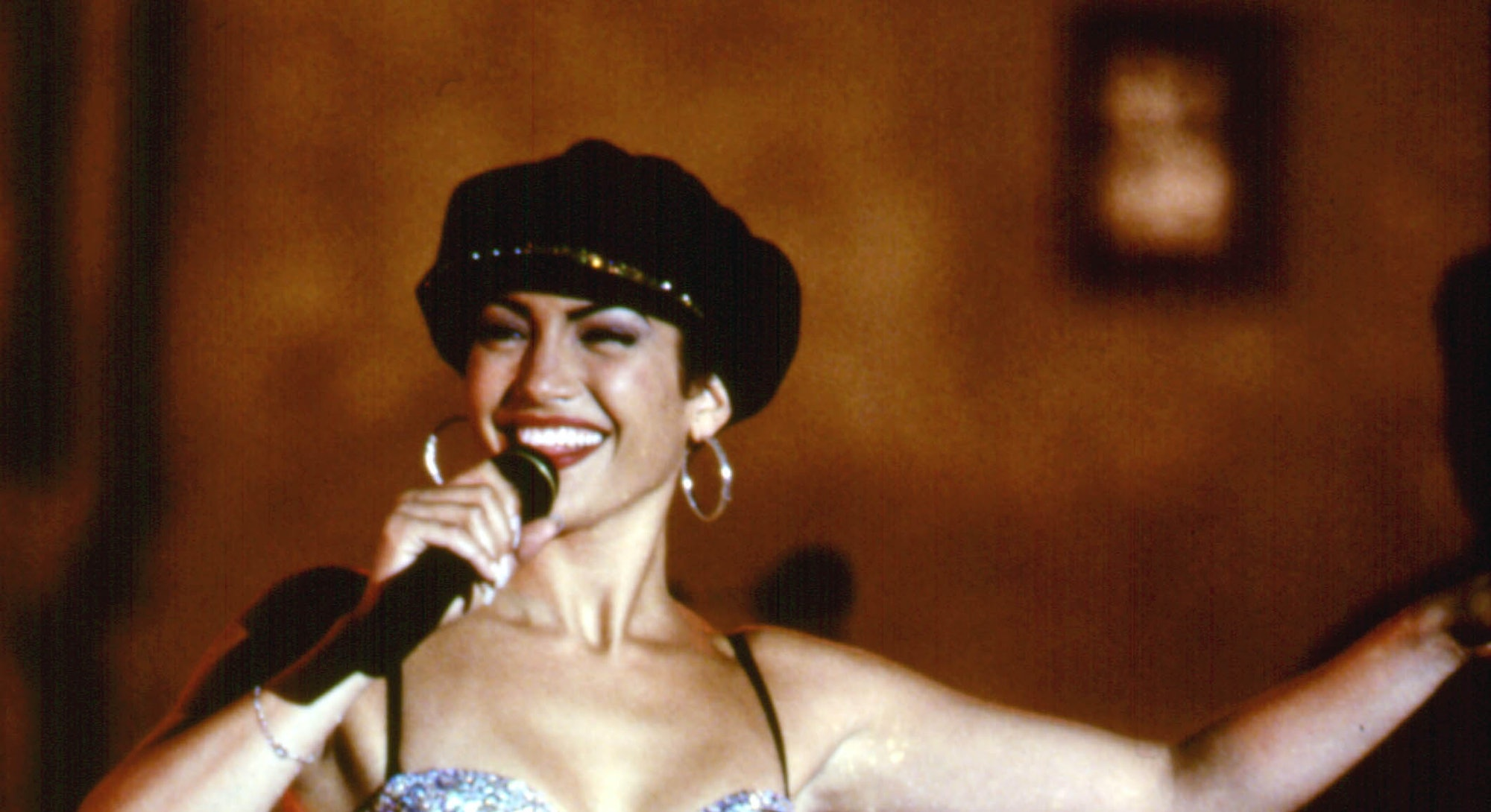 Jennifer Lopez in 1997's Selena