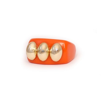 Orange Knuckle Duster