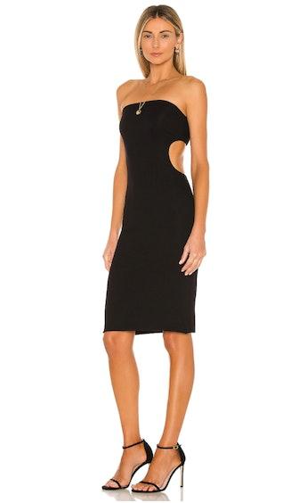 Madelynn Rib Cutout Dress