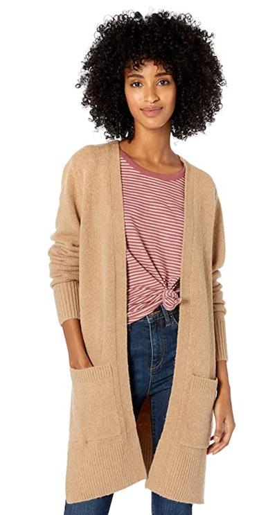 Women's Boucle Cardigan Sweater