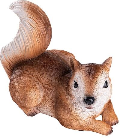 Geekia Hide A Key Garden Squirrel