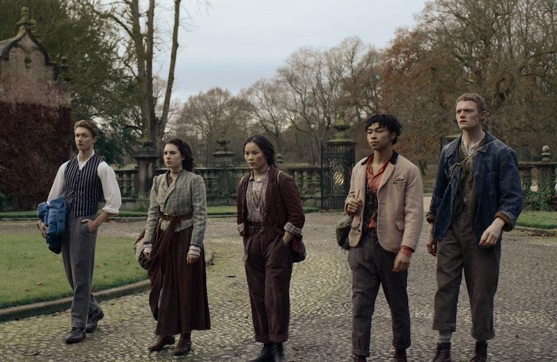 'The Irregular's on Netflix