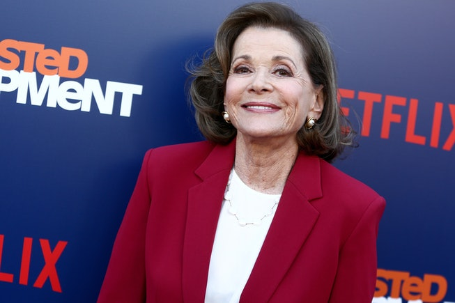 Jessica Walter, who played Lucille Bluth on 'Arrested Development' as part of a career that spanned five decades, has died.