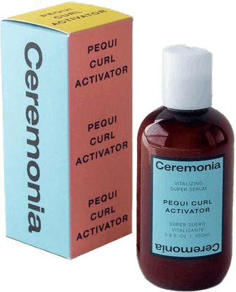 Pequi Curl Activator Weightless Milky Serum