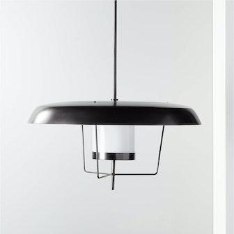 Paul McCobb Exposior Metal Pendant Light Model 017