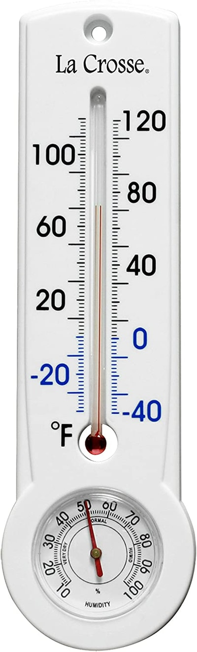 LaCrosse 9-Inch Traditional Thermometer