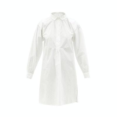 Domi Organic-cotton pajama shirt