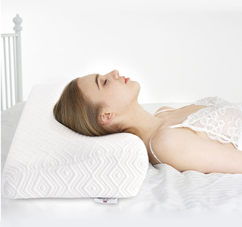 Power of Nature Ergonomic Pillow