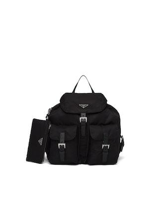 Medium Re-Nylon Backpack