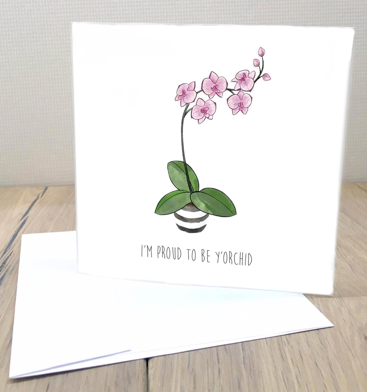 Proud to be Y'orchid | Mother's Day Card