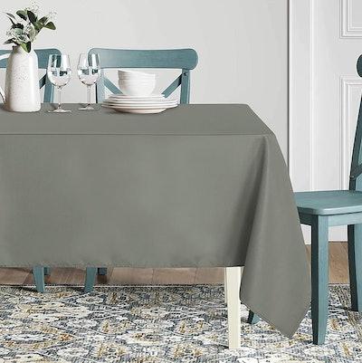 sancua Wrinkle-Resistant Tablecloth