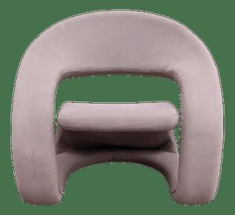 1970s Jaymar Furniture Co. Single Lounge Chair