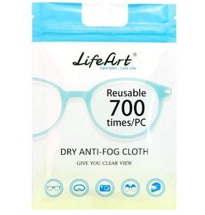 LifeArt Anti Fog Cloth for Eyeglasses