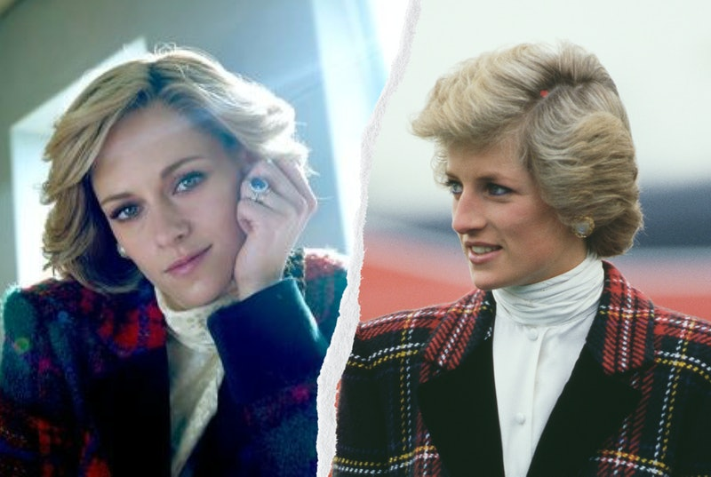 9 Kristen Stewart & Princess Diana Matching Moments Ahead Of 'Spencer'