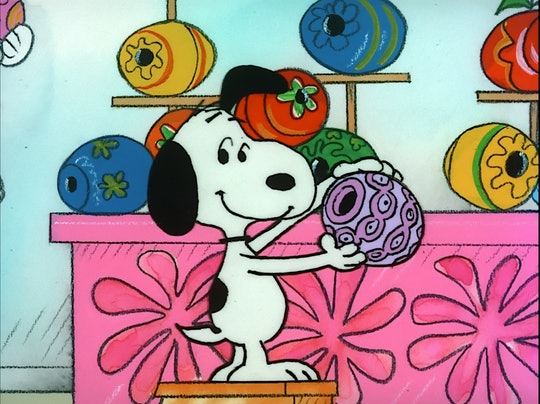 'It's the Easter Beagle, Charlie Brown' is streaming on Apple TV+ on March 26.