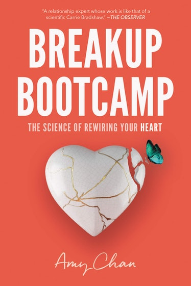 'Breakup Bootcamp: The Science of Rewiring Your Heart' — Amy Chan