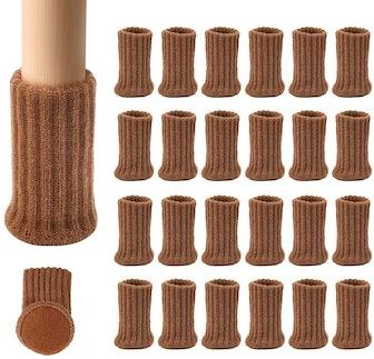Ezportekt Furniture Leg Covers (24 Pack)