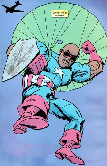 'Falcon and Winter Soldier': Isaiah Bradley