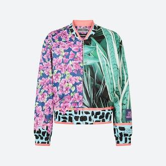 Technical fabric jacket