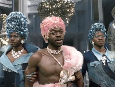 """Lil Nas X in """"Montero"""""""