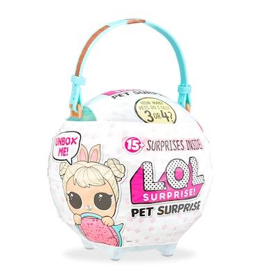 L.O.L. Surprise! Biggie Pets Cottontail QT