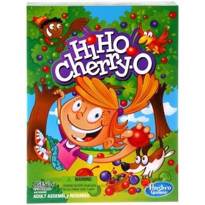 Classic Hi Ho Cherry-O Kids Board Game