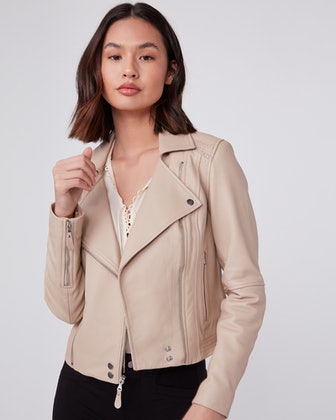 Fontana Jacket in Irish Cream