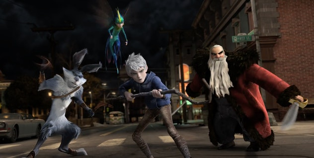The Rise of the Guardians stars Jude Law.