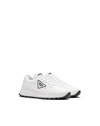 Prax 01 Re-Nylon Gabardine Sneakers