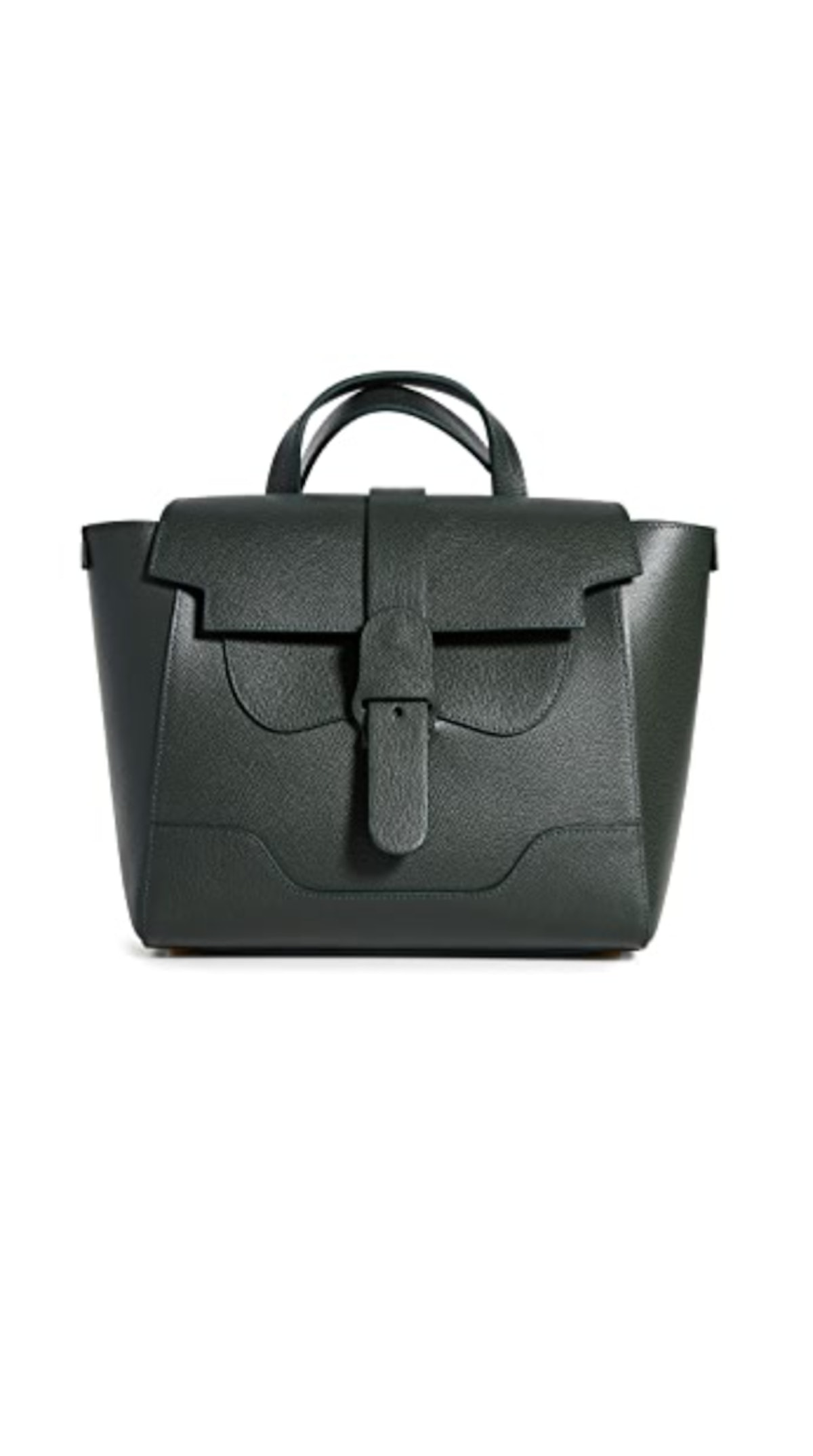 The Midi Maestra Bag in Forest