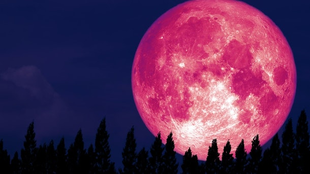 March 2021 Full Moon Spiritual Meaning
