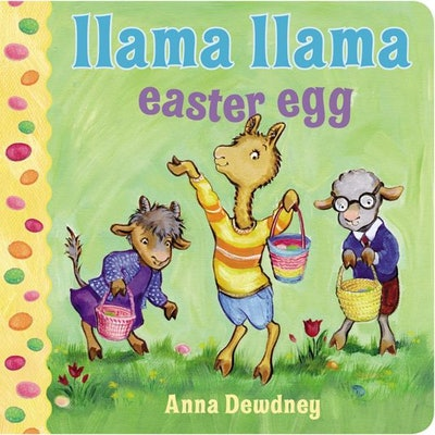 Llama Llama Easter Egg Board Book
