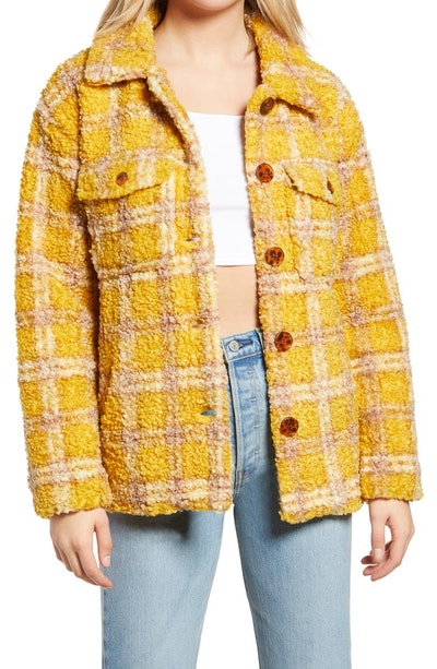 Plaid Jacket