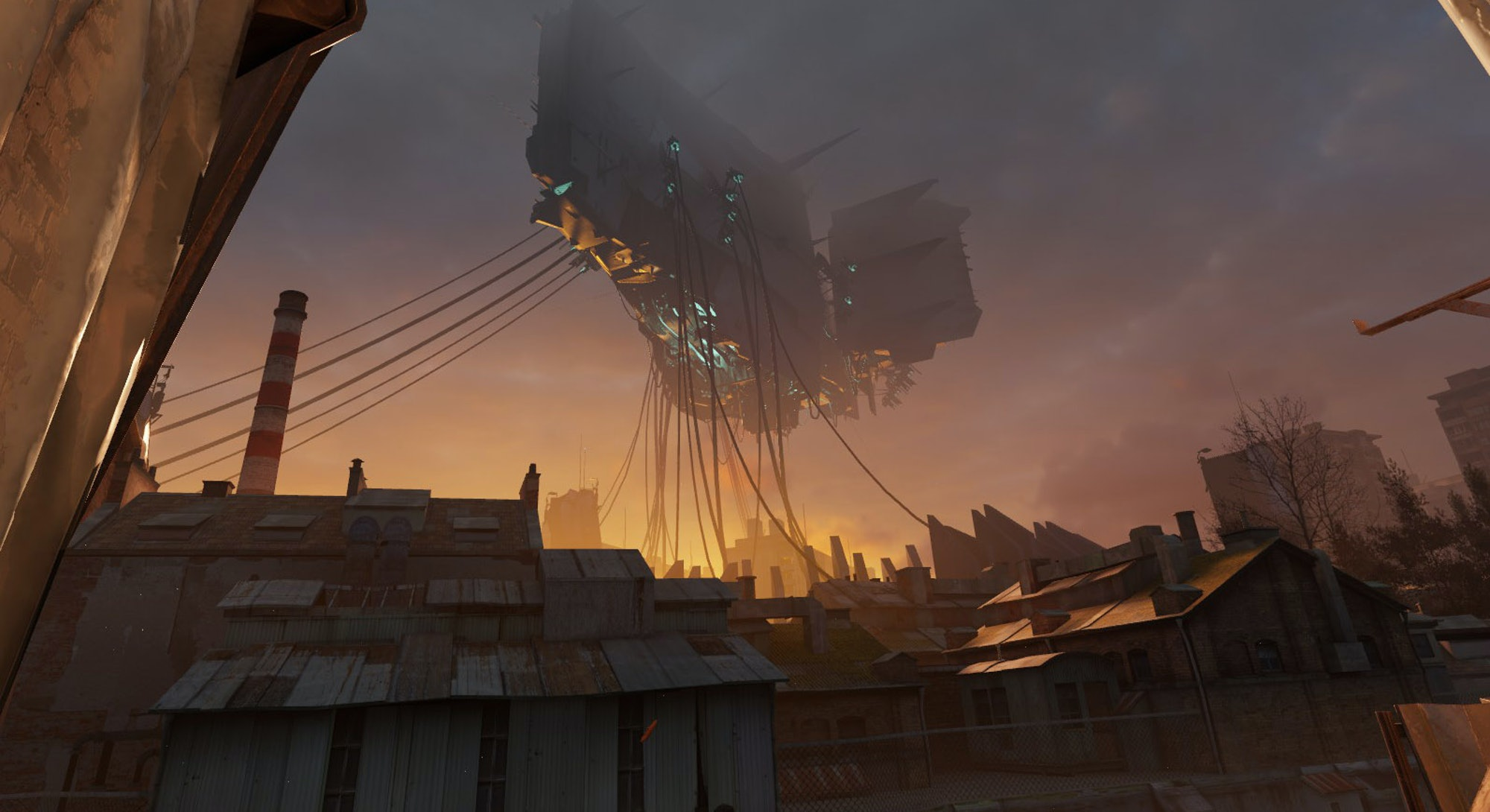 Ending of Half-Life: Alyx