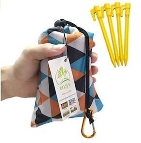 HZJOYUE Outdoor Pocket Blanket