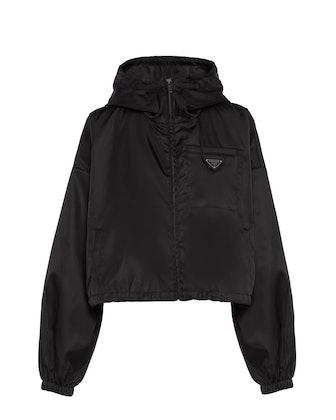 Re-Nylon Gabardine Blouson Jacket