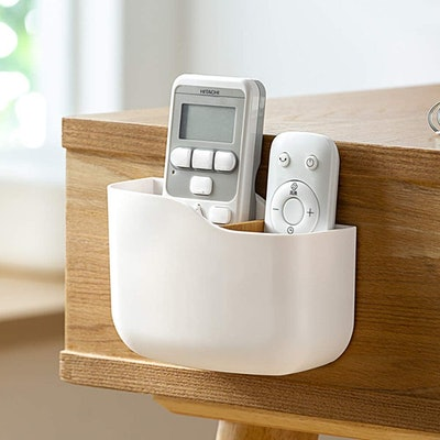 Poeland Wall-Mounted Remote Control Holder