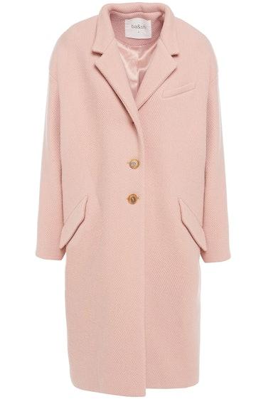 Boris Wool-Blend Coat
