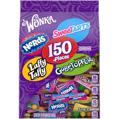 SweeTarts, Nerds, Laffy Taffy, Gobstoppers, Assorted Candy Bag