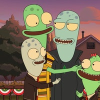 'Solar Opposites':  Are Terry and Korvo a couple? We asked Justin Roiland and Mike McMahan