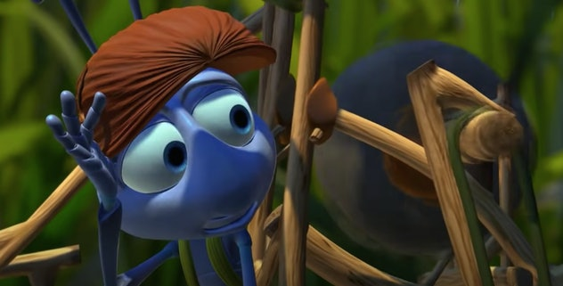A Bug's Life is a fun movie