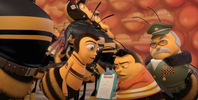 'Bee Movie' is a buzzing good time