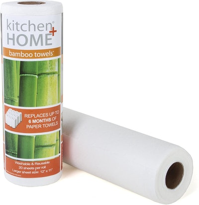 Kitchen + Home Bamboo Reusable Towels