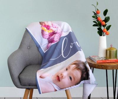 Photo Custom Blanket