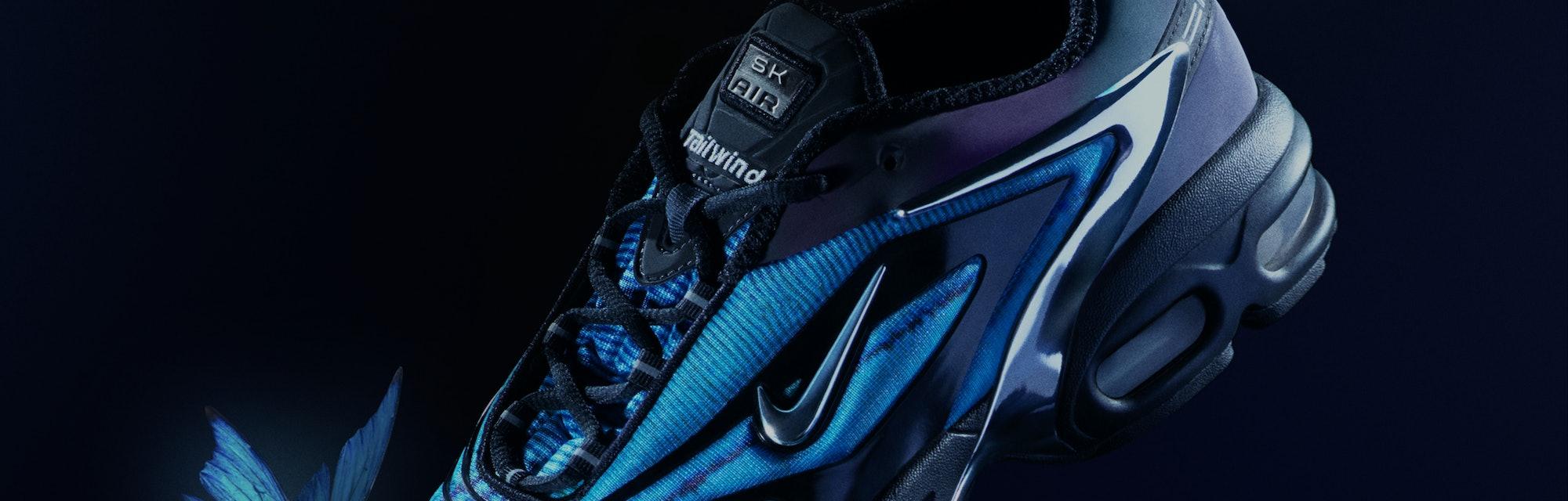 Skepta Nike Tailwind V